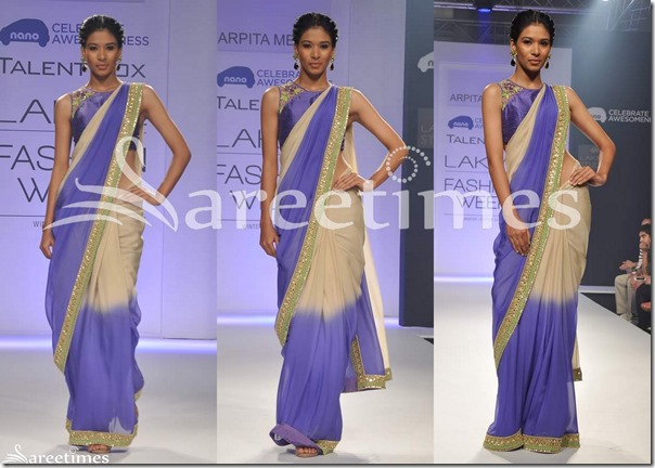 Arpita_Mehta_Half_and_Half_Saree