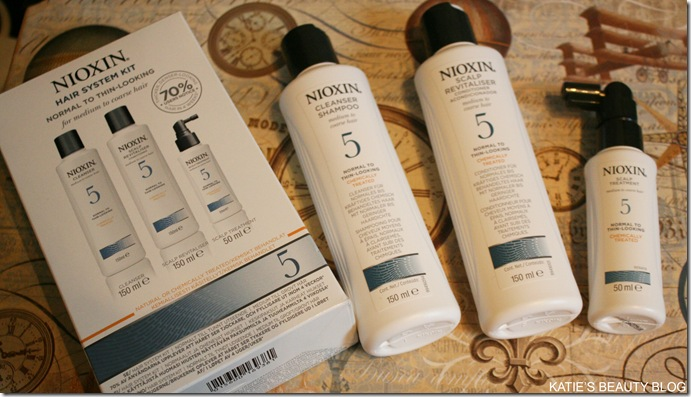 NIOXIN PRODUCTS