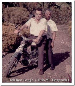 Adelico y Luis Ml Despradel