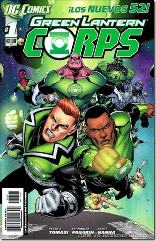 P00001 - Green Lantern Corps v2011