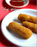 KFC style Veg crispies recipe