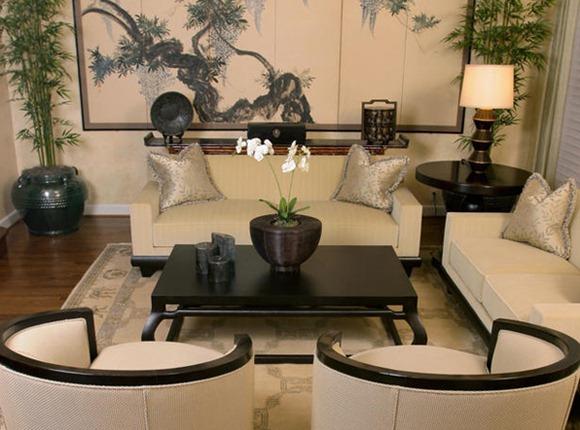 Modelos de salas con estilos diferentes