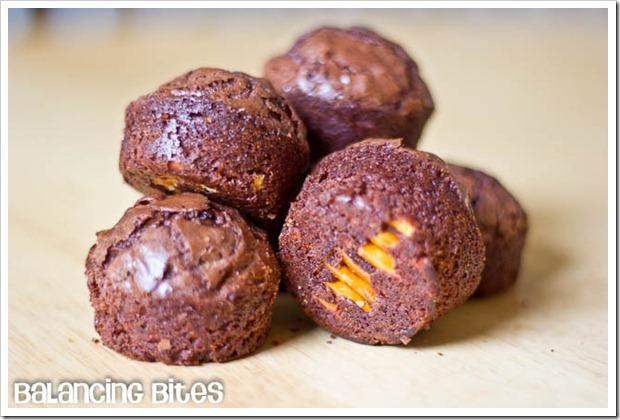 Pretzel Easter Mini Brownies
