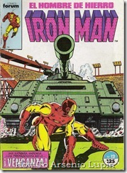 P00053 - El Invencible Iron Man #155