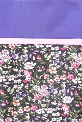 pillow case 3 with purple lavender