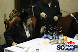 Yartzheit Tish For Stamar Rebbe Held In Satmar Beis Medrash Of Monsey (Photos by Moshe Lichtenstein) - IMG_5545.JPG