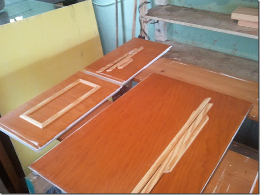 Beau Adding Molding To Old Cabinets, DIY, Tutorial