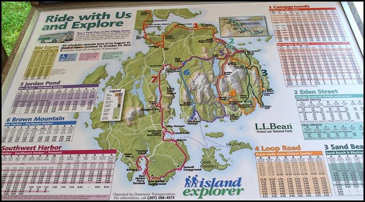 01e - Explorer Route Maps