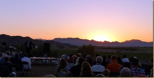 2013-03-31 - AZ, Yuma - Sunrise Service at the Little Chapel -014