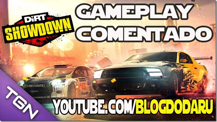 DiRT Showdown Gameplay Comentado by Daru