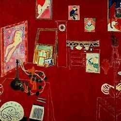 07.- Matisse. El estudio rojo