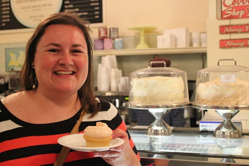 Chicago Renegade Craft Fair Magnolia Bakery