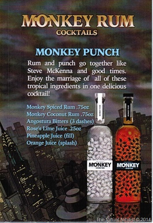 MonkeyPunch Recipe