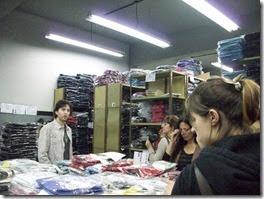 Confeccionistas y estudiantes de diseño locales asistieron a la muestra textil Emitex