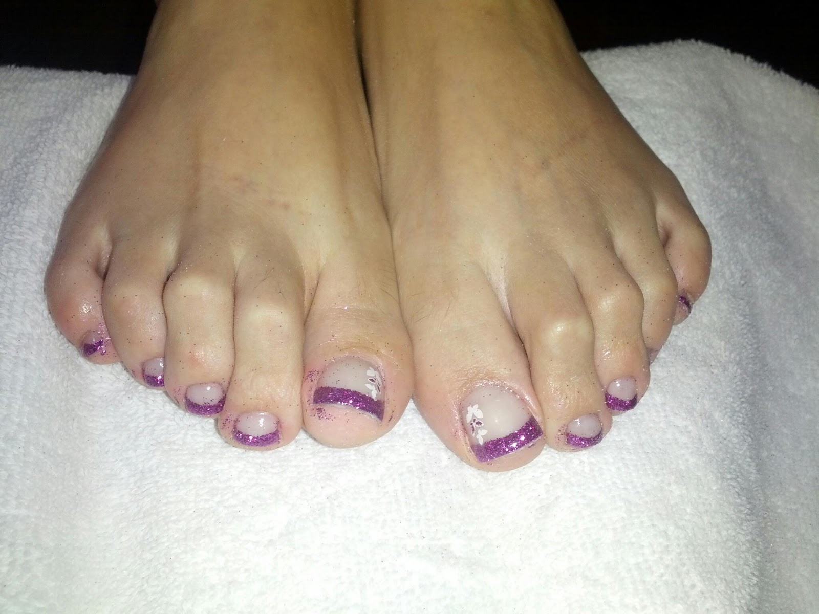 Glitter Toes Utah Gel Nails And Glitter Toes in