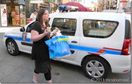 Dacia Logan MCV politie 04
