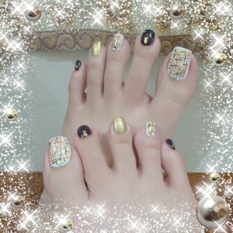 Bubblicious Nail: More Onto Japanese Style or CNY