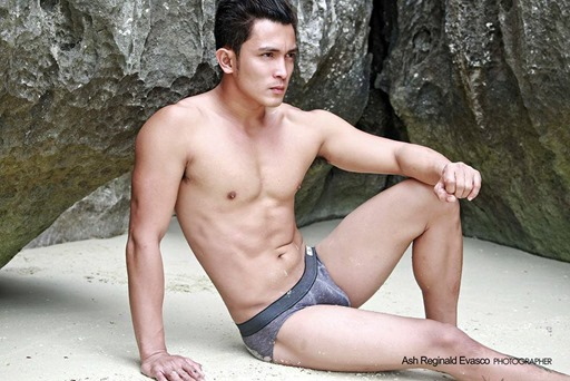 Mark John Sellado by Ash Reginald Evasco