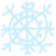 This snowflake is alike to every other one you've seen.