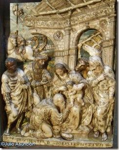 Retablo de la Epifanía - Museo Diocesano - Huesca
