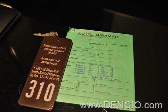 Miramar Hotel Manila 16