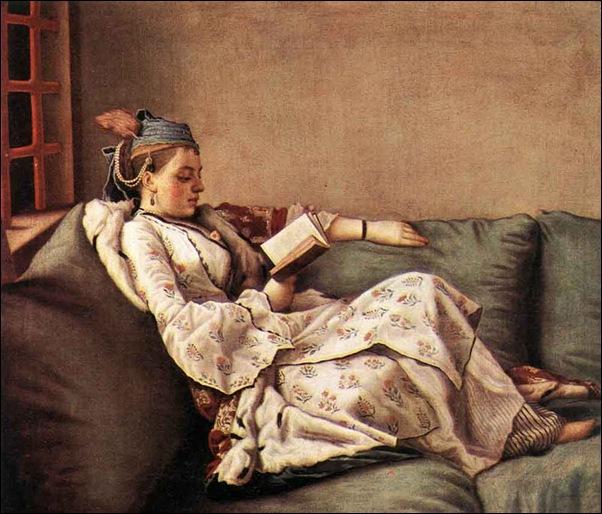 Liotard, Portrait de Marie- Adelaïde