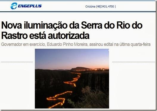 Engeplus-Rio do Rastro