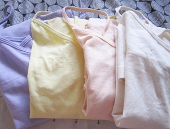 forever21 pastel camis, bitsandtreats