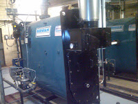 New boilers at the high school