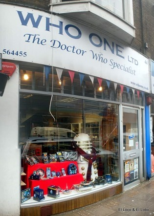 Dr Who One, Ryde