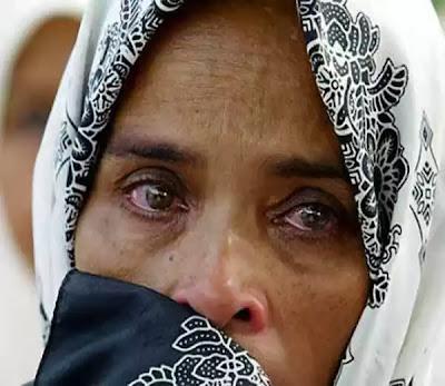 air mata ibu