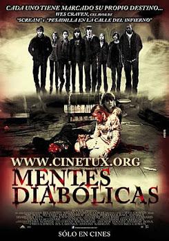 Poster de Mentes Diabolicas