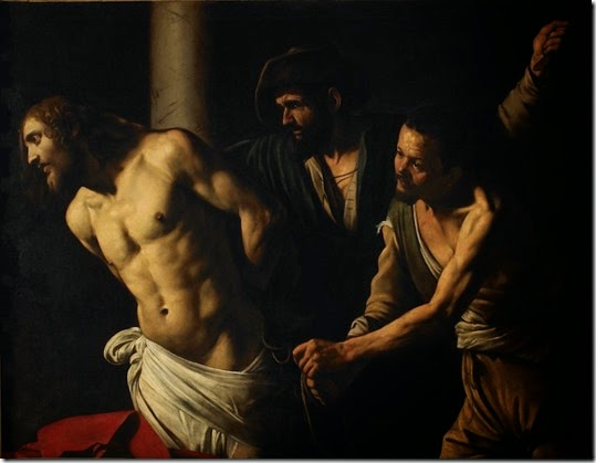 Caravage_Flagellation