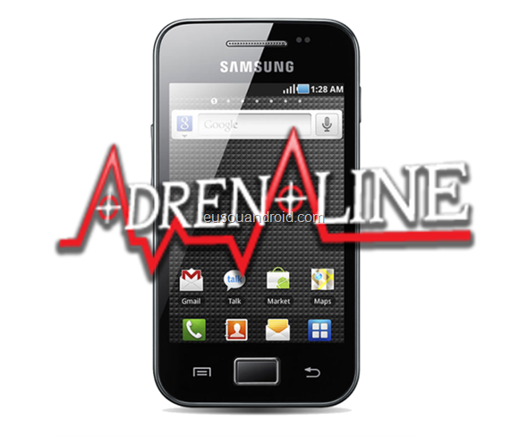 Galaxy Ace Adrenaline