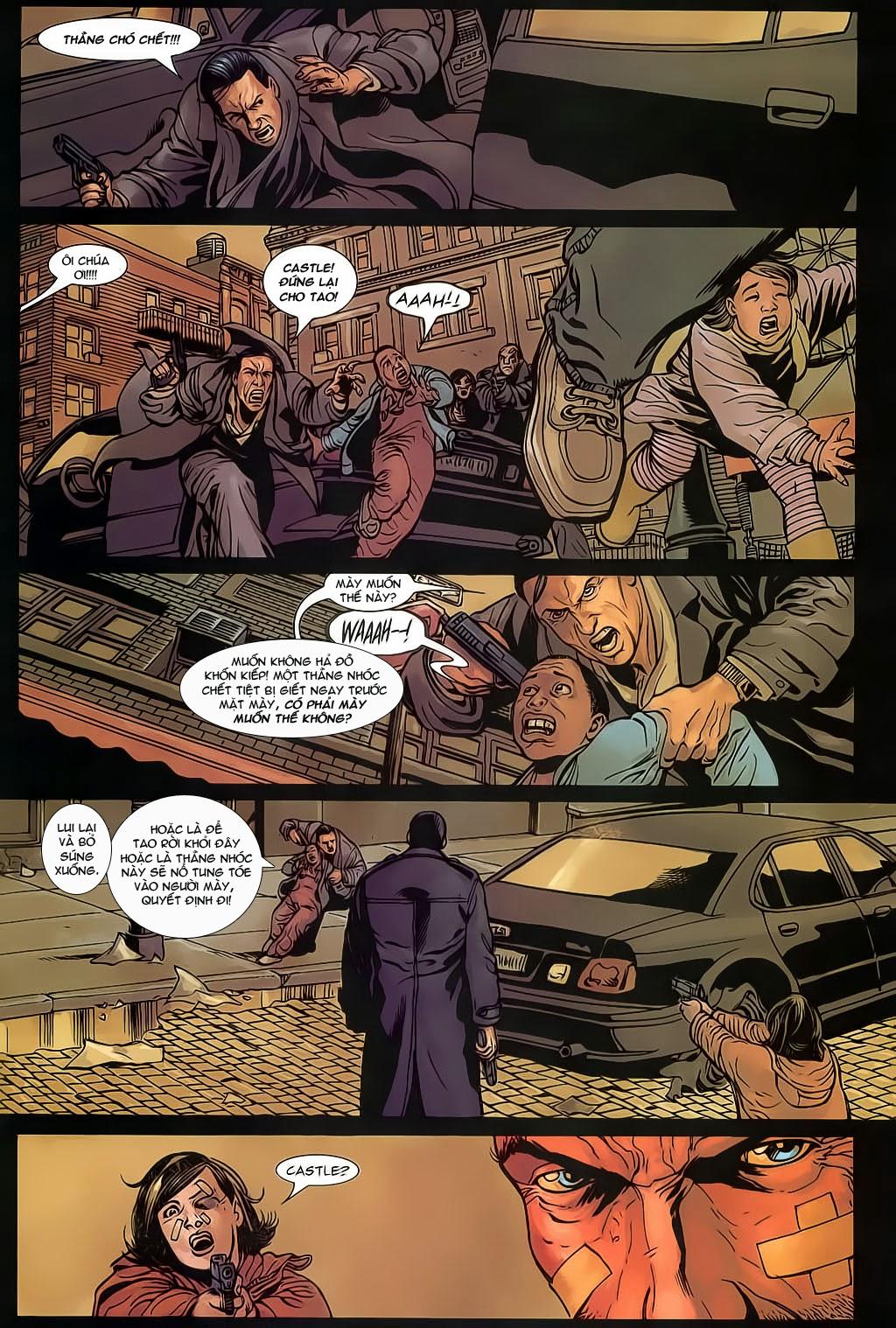 The Punisher: Trên là Dưới & Trắng là Đen chap 6 - Trang 17