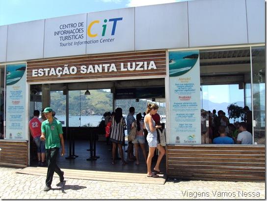 Angra dos Reis_RJ - Cais Santa Luzia