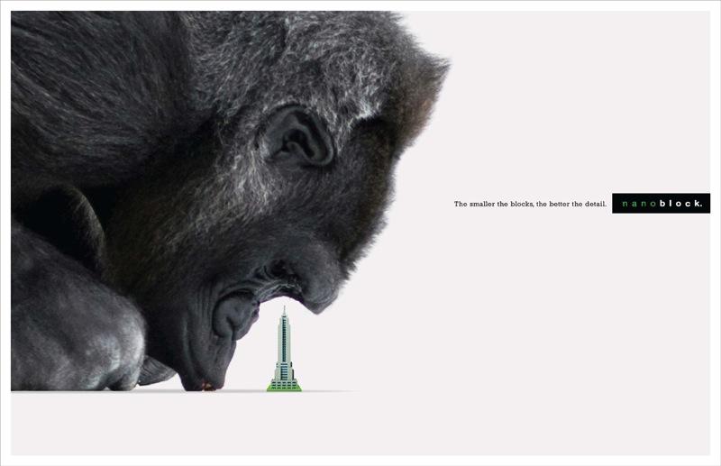 Nano gorilla