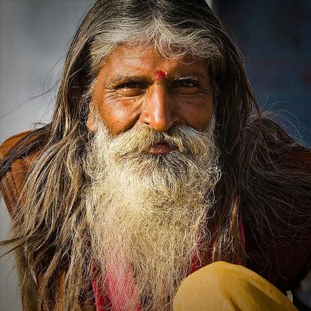 India- Faces