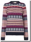 Boutique by Jaeger Fair Isle Sweater