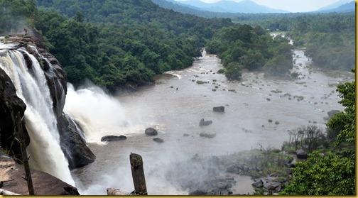 Waterfalls-Athirampally