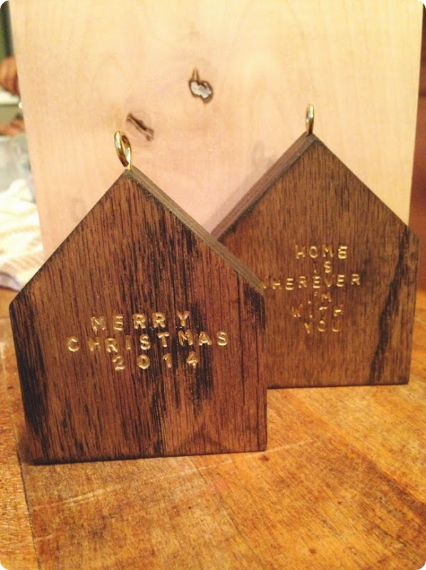 stamped wooden house ornaments (1)