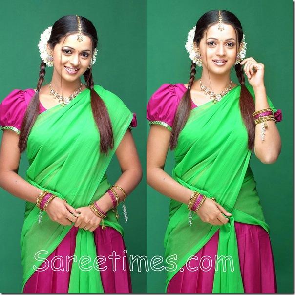 Bhavana_Designer_Half_Saree