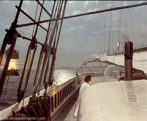 pinturas a oleo super realistas Roberto Bernardi Erich Christensen Steve Mills  desbaratinando  (94)