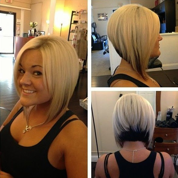 Thread: Chic Inverted Bob Hairstyles 2015