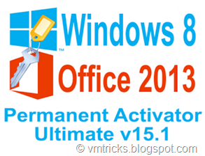 win8 & office activator_vmtricks