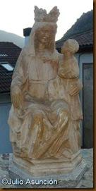 Copia de la Virgen de Roncesvalles - Oroz-Betelu