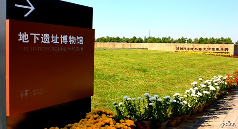 han yang ling tomb