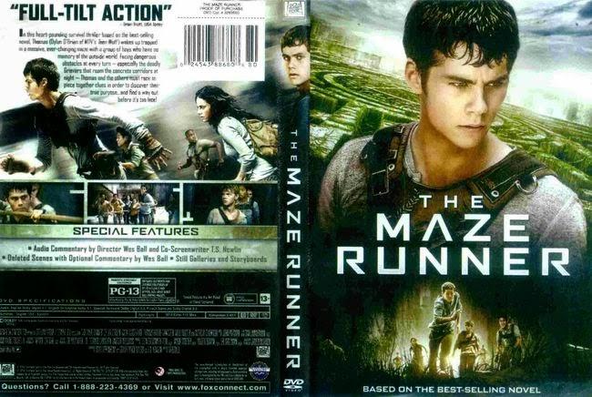 The Maze Runner – Castellano – Dvd9