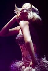 Christina Aguilera stars in Burlesque