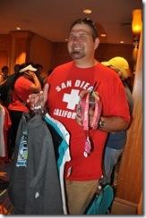 Disneyland Half Marathon Expo 1